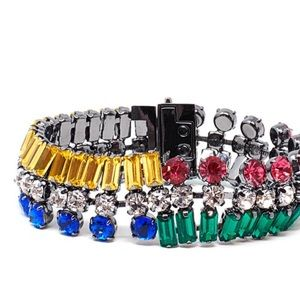 Henri Bendel Dutchess Statement bracelet NWT